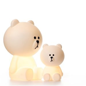 lampe mr maria mr brown s design hollande pour chambre d'enfant