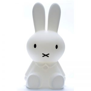 lampe miffy lapin veilleuse LED de Mr Maria