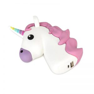 power bank licorne