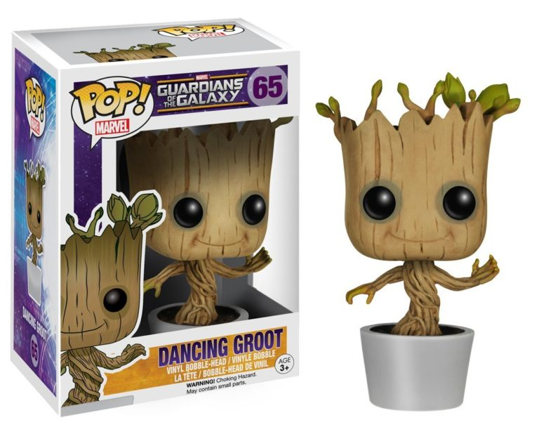 funko pop dancing groot