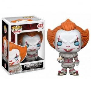 figurine pop clown pennywise