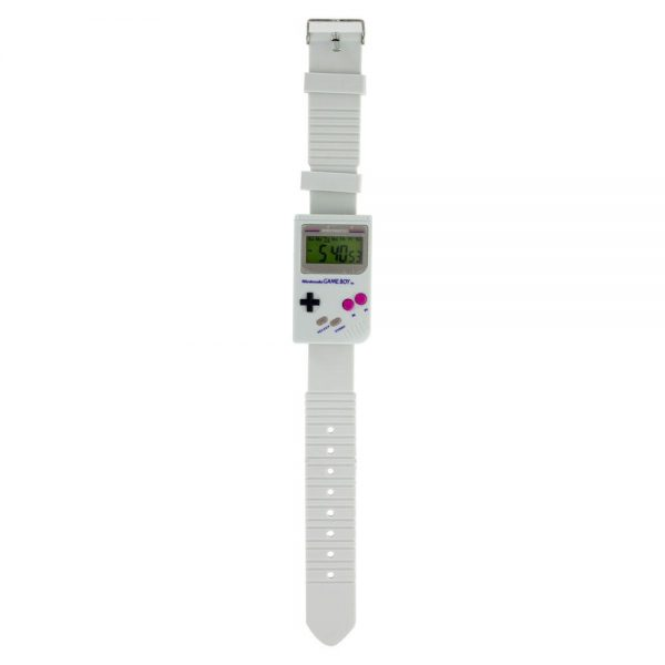 montre officielle nintendo game boy