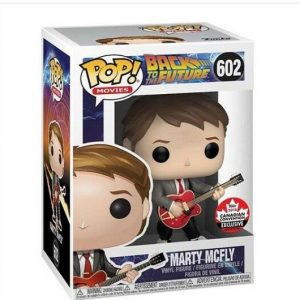 pop Marty mc fly Funko pop